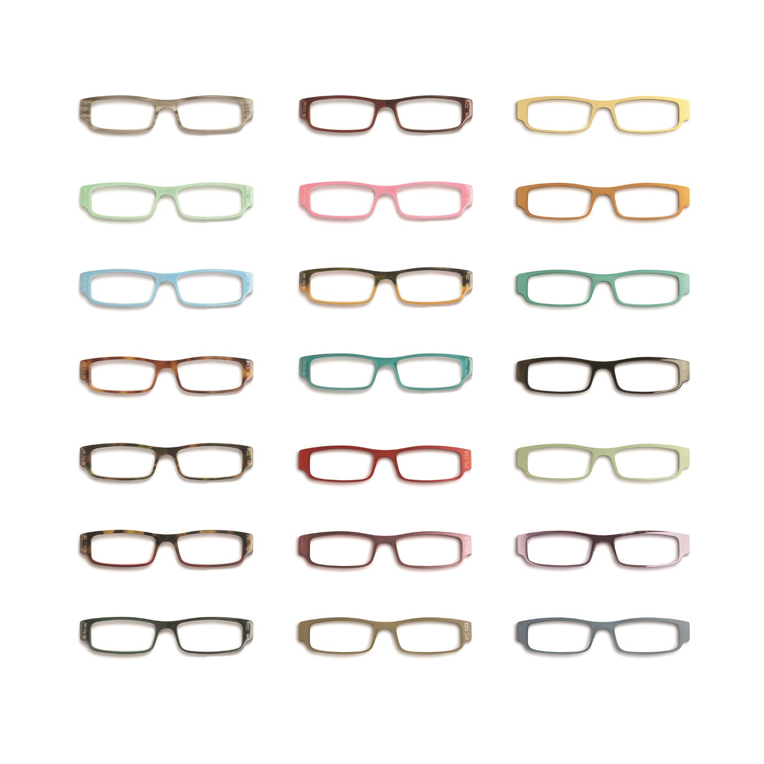 Titanium colour options available for Tom Davies Bespoke frames
